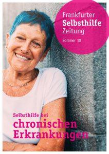 Selbsthilfe bei chronischen Erkrankungen – Aktuelle Ausgabe der Frankfurter Selbsthilfezeitung erschienen, selbsthilfe