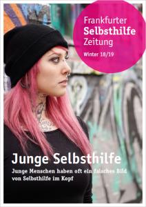 Aktuelle Ausgabe der Frankfurter Selbsthilfe Zeitung erschienen, selbsthilfe