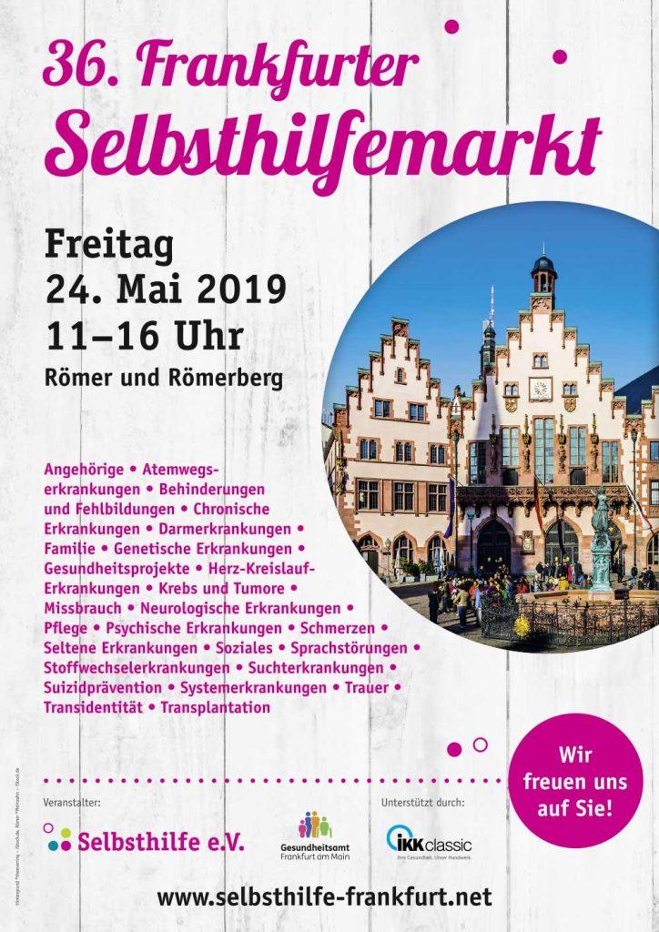 36. Frankfurter Selbsthilfemarkt