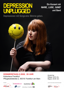 Depression unplugged, selbsthilfe