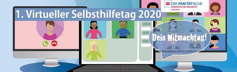 1. Virtueller Selbsthilfetag am 14. November 2020